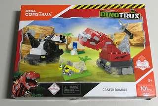 Dino Trux 101pcs