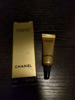 Chanel sample eye cream 3ml