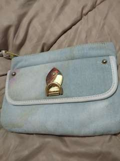 Used Mulberry pouch