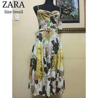 Price reduction ZARA floral dress