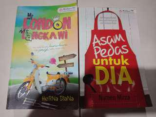 Novel Pre❤ Adaptasi Drama