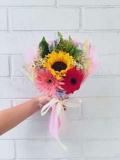 Sunflower x Geberras