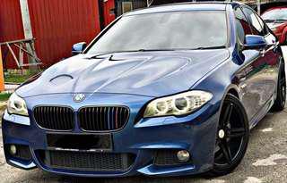 BMW F10 523i M-SPORT ORIGINAL