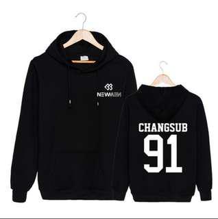 BTOB Changsub Pullover