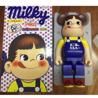 Medicom Toy Bearbrick Peko-Chan 400%