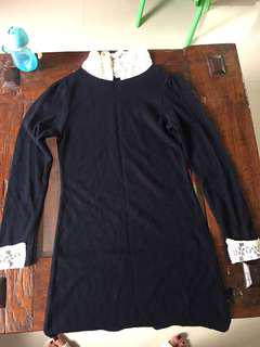 Unbranded Knitted Laced Dress
