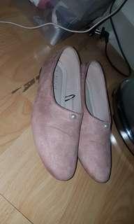 Vincci velvet shoes