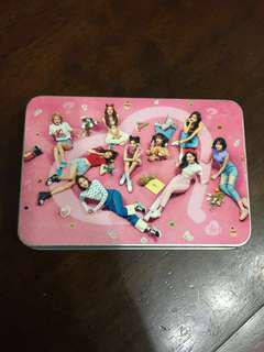 Twice what is love tin box