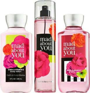 Mad About You Bath & Body Works