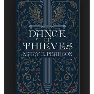 (ebook) Dance of Thieves - Mary E. Pearson