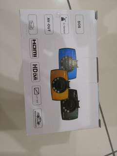 Car Camcorder with MOTION Sensor