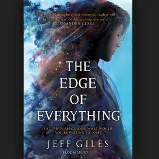 (ebook) The Edge of Everything - Jeff Giles