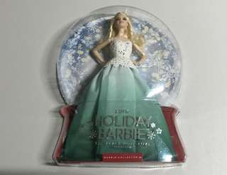 Holiday Barbie 2016