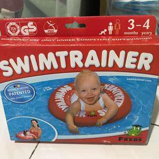 Swimtrainer 3M-4Y 3個月至四歲 吹氣水泡