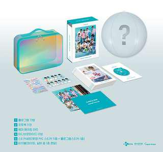 Loose Wanna One Summer Package