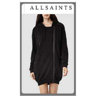 All Saint Ridley hood (jacket) black