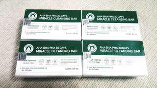 SOME BY MI AHA BHA PHA Miracle Cleansing Bar