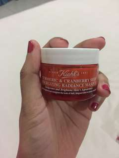 Face mask kiehl's
