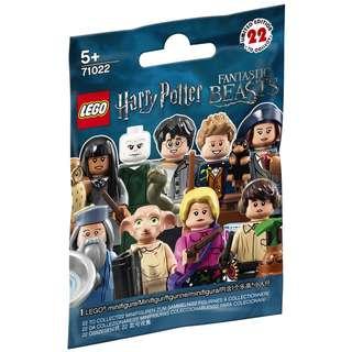 Original LEGO Harry Potter Professor Flitwick
