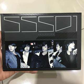 CD ori preloved SS501 Collection