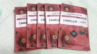 EH Air Therapy Mask - Camellia