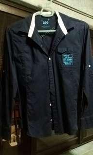 Lee long sleeves dark blue