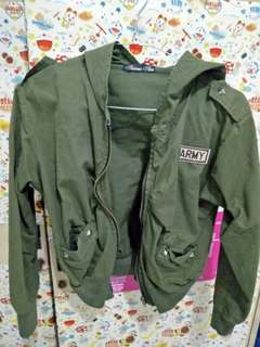 Jacket Thissue Thu