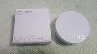 MISSHA Magic Cushion Lasting Cover #23