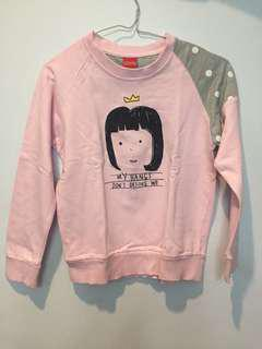 WAKAI Pink Long Sleeves