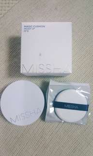 Missha M Magic Cushion Cover with Extra Refill #21