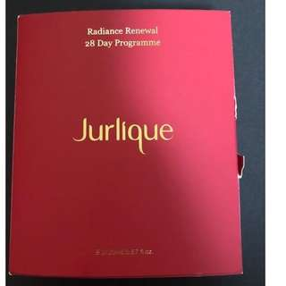 Jurlique Radiance Renewal 28 Day Programme(包郵費)