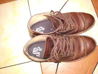 Brodo alpha havana brown size 40