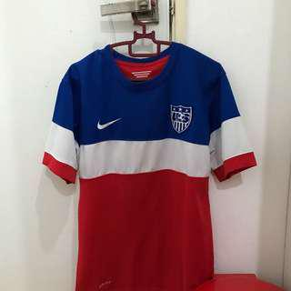 USA Away Jersey world cup 2014