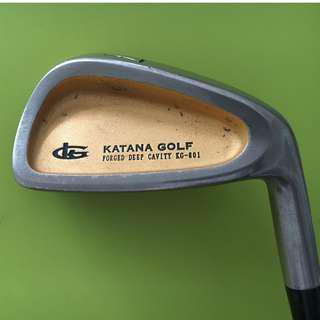 Katana forged Irons set golf club for sale (3 to PW)