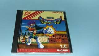 Pc engine hu card --超絕倫人