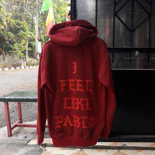 BU BANGET!! Hoodie by Kanye West I FEEL LIKE PABLO