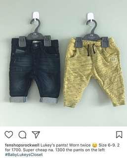 Pants 6-9months