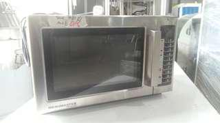 Commercial Microwave Oven with 100 simplified function
