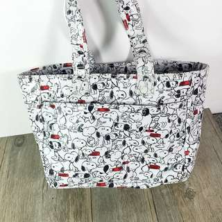 Snoopy 小手挽袋 small tote