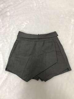 Grey skort