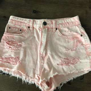 Urban Outfitters Pink Shorts