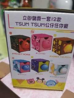 7-11 tsumtsum 勞蘇尾換勞蘇頭