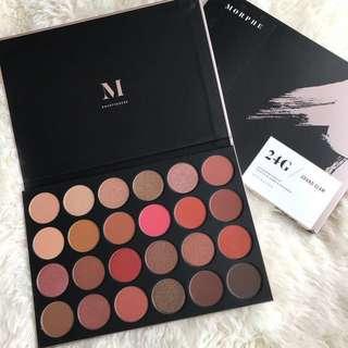 🆕 Morphe 24G Eyeshadow Palette