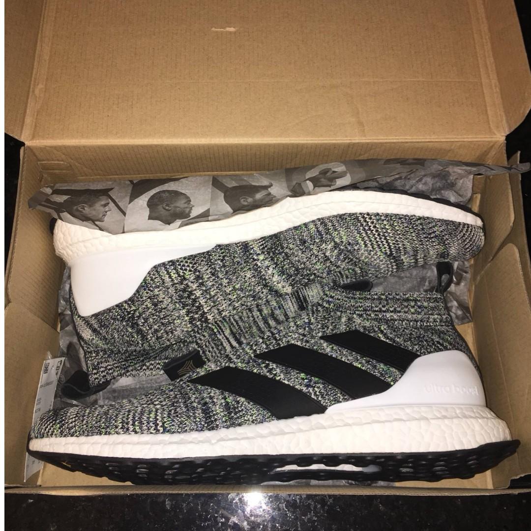 6828d4d6 Adidas Ace 16 Ultra Boost Oreo, Men's Fashion, Footwear, Sneakers on ...