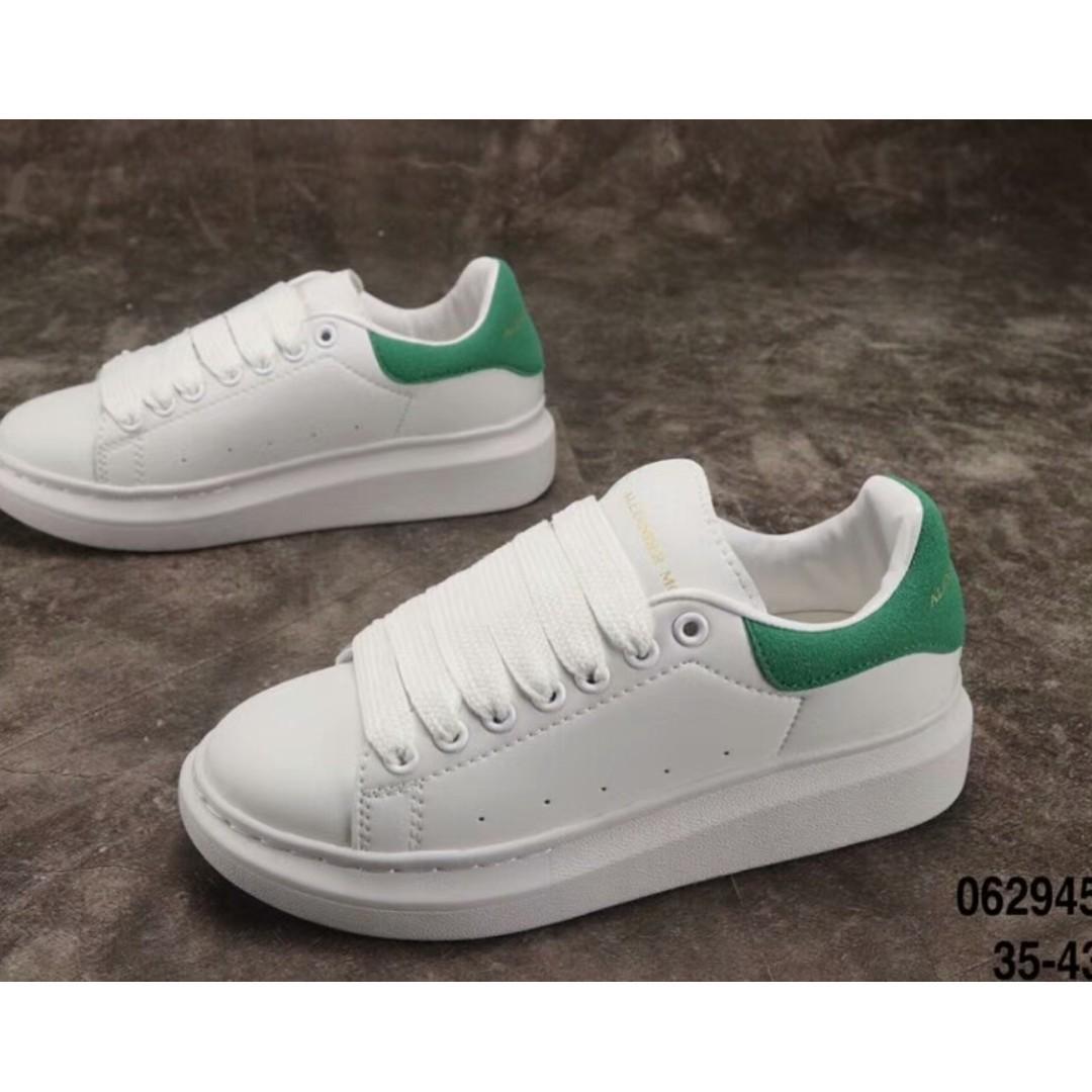 Maniobra instinto Dictado  ADIDAS MCQUEEN -2-, Men's Fashion, Footwear, Sneakers on Carousell