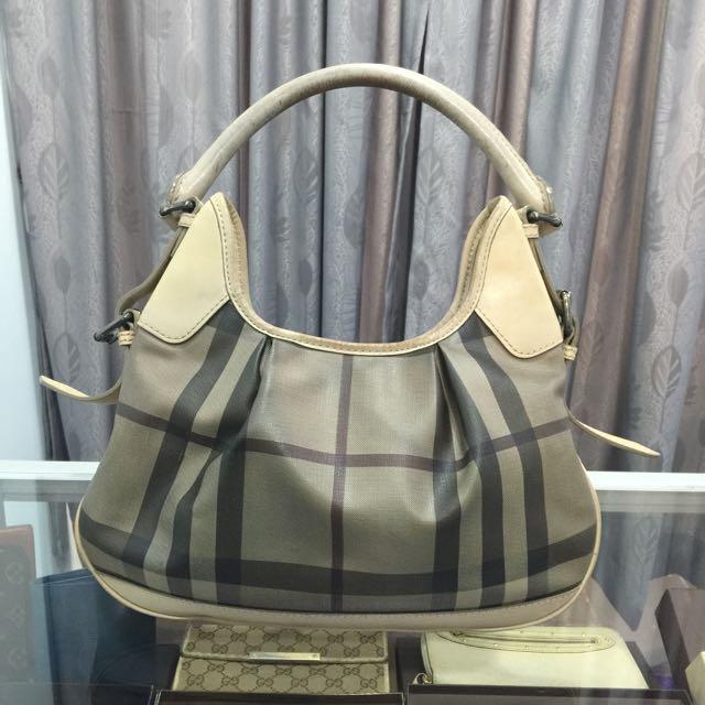 2a80a9de5e0e Authentic100% Burberry Bag, Luxury, Bags & Wallets, Handbags on ...