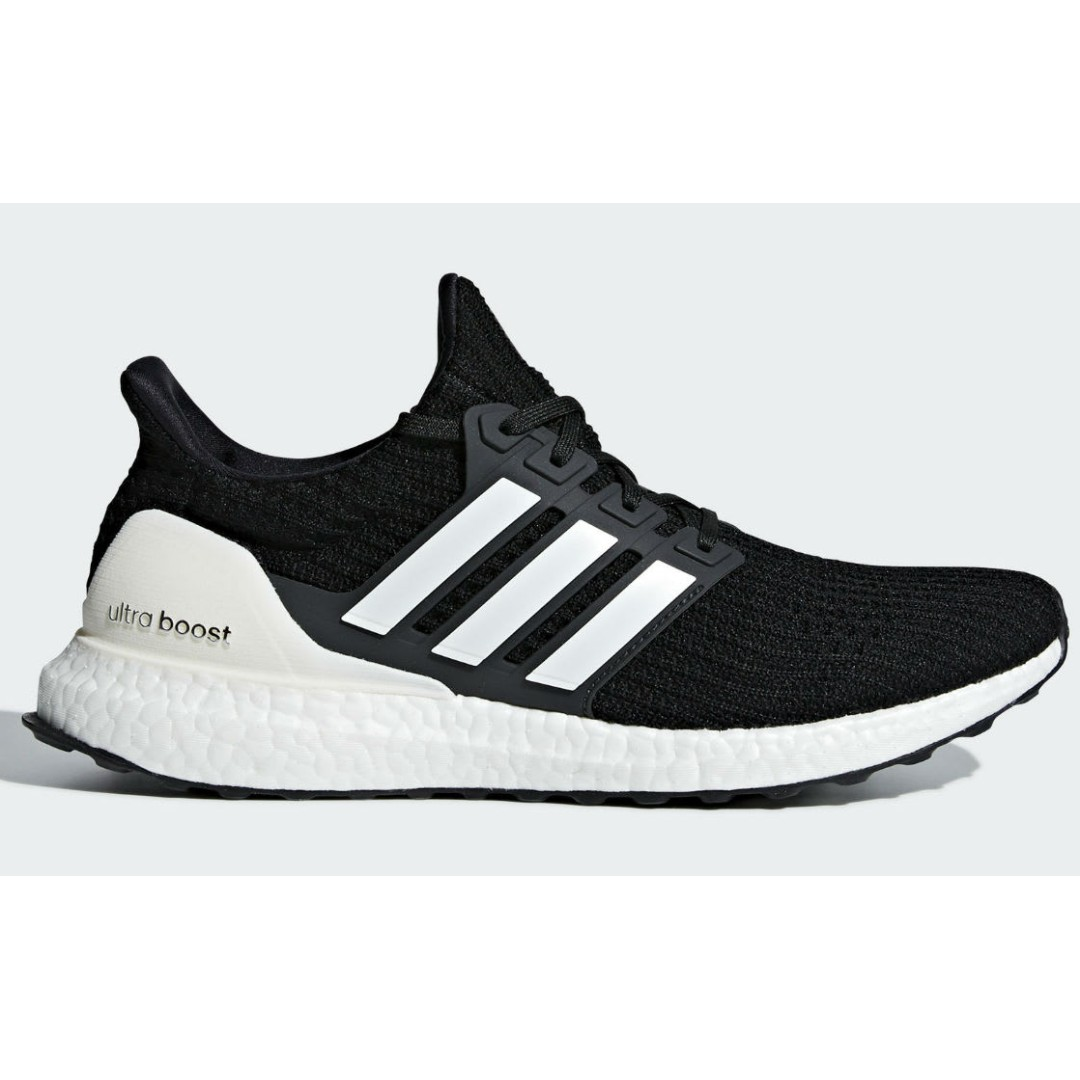 c78da6c8188d4 Authentic Adidas Ultra Boost 4.0  Show Your Stripes  Black   White ...