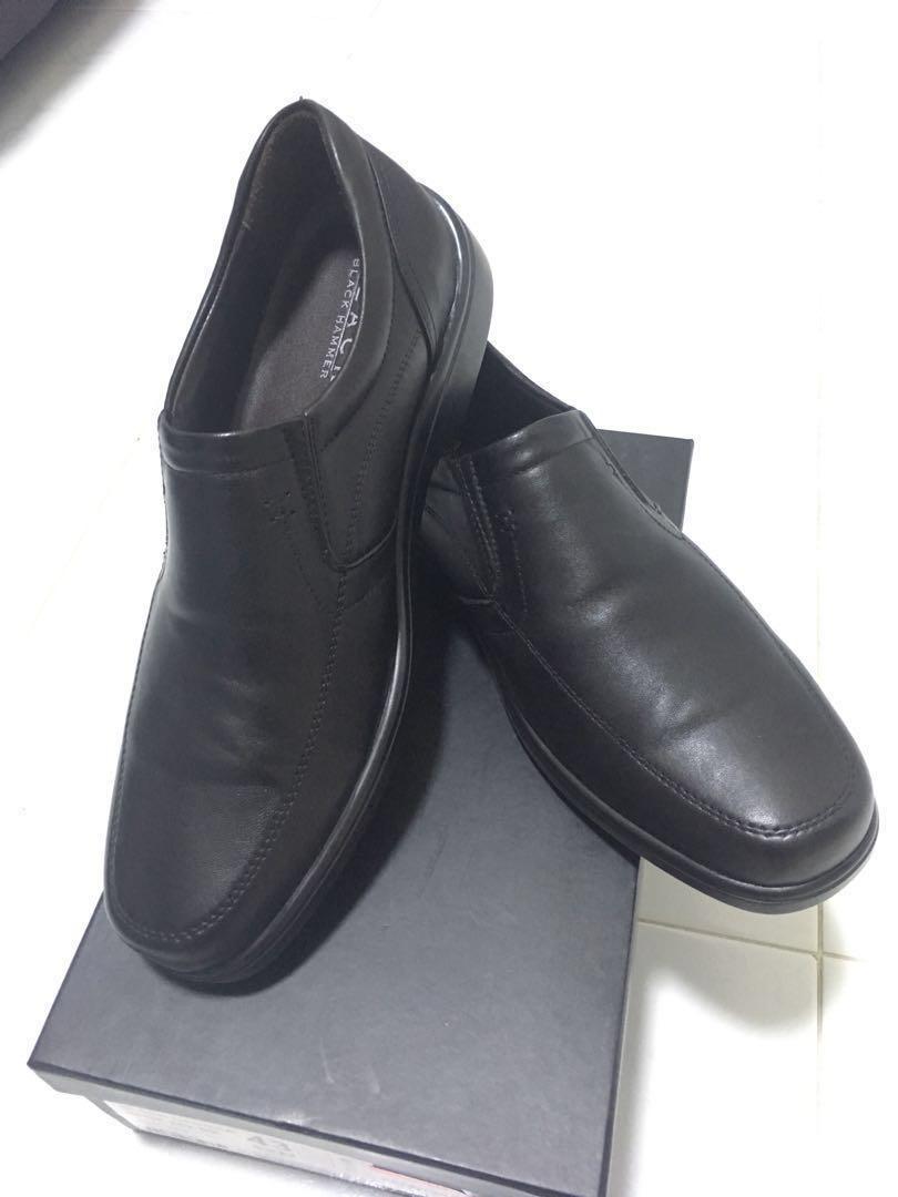Black Leather Shoes EU43 UK10 US11 ad7788e7a27