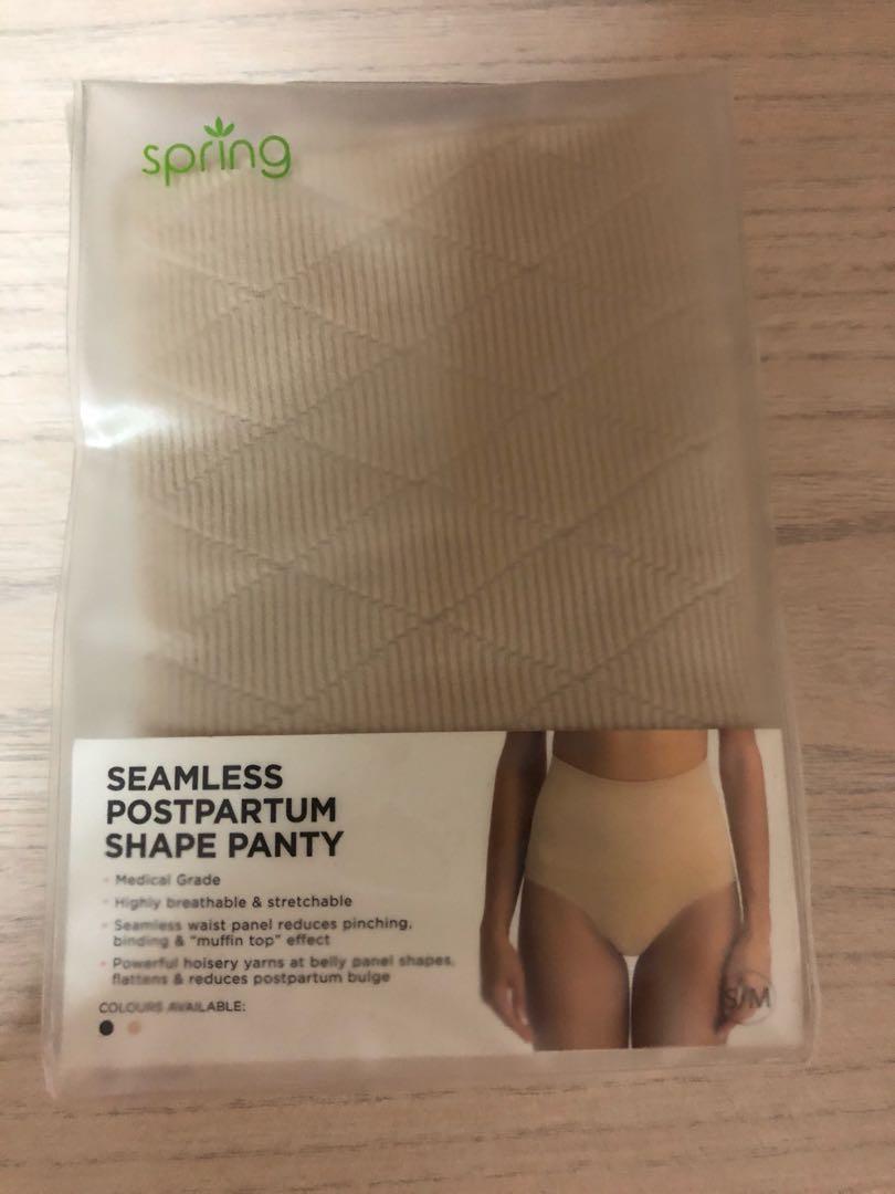 c37070f35946b Brand New Seamless Postpartum Shape Panty (S M size)