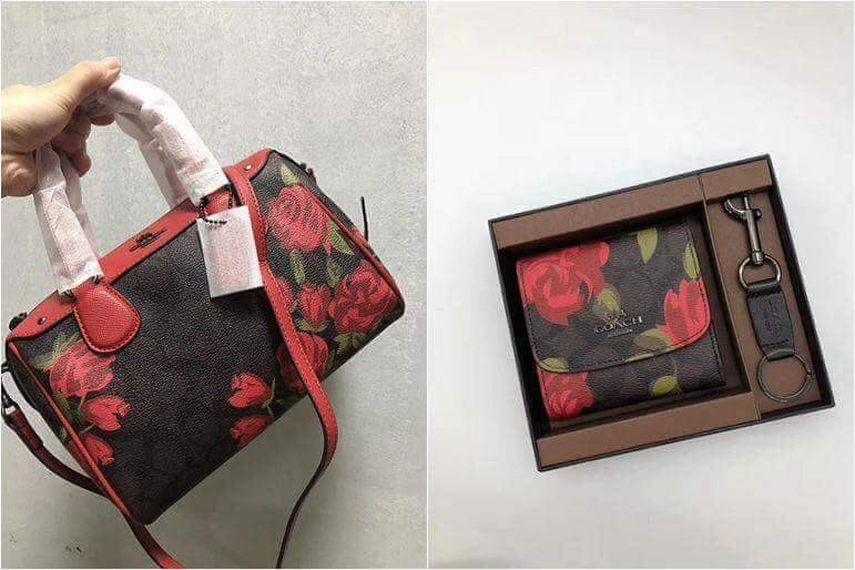 bc76657c534 Coach bag and wallet, Women s Fashion, Bags   Wallets on Carousell